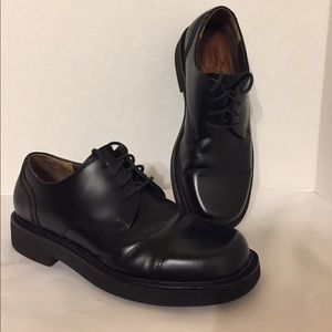 Rockport leather shoes size 8M